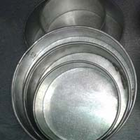 Round Cake Moulds