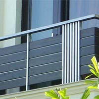 Stainless Steel Railing Fabrication