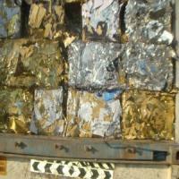 White Tin Bundle Scrap