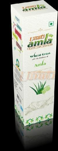 Wheatgrass Amla Juice