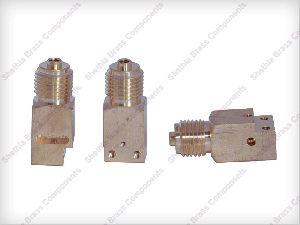 Brass Pressure Gauge Part 03