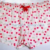 Ladies Boxer Shorts 01