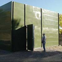Diesel Generator Room Acoustic Enclosure