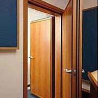 Sound Proof Wooden Doors