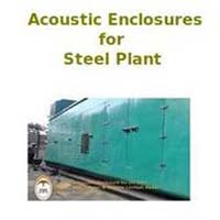 Steel Plant Acoustic Enclosure