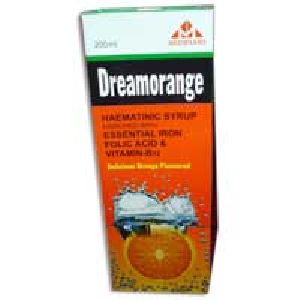 Dreamorange Syrup
