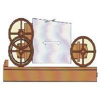 Chute Wheel Assembly