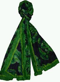 Polyester Silk Scarve 03