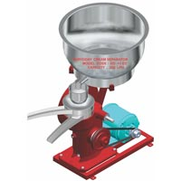 Hand And Motor Driven Milk Cream Separator (HD - 11 EC)