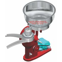 Hand And Motor Driven Milk Cream Separator (HD - 109 EC)