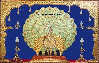 Antique Finish Tanjore Painting (10020)