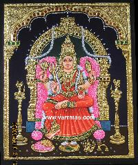 Customised Tanjore Painting (10287)