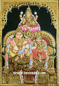 Guberan Tanjore Painting (10330)