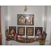 Modular Pooja Room