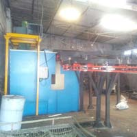 Overhead Chain Conveyor System
