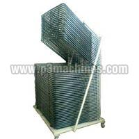 Paper Drying Rack Trolley