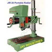 JIR20 : 20mm Cap. Radial Drilling Machines