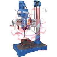 JIR25A : 25mm Cap. All Geared Radial Drilling machine
