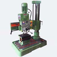 JIR40AA : 40mm Cap. All Geared Auto Feed Radial Drilling machines