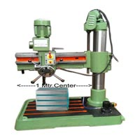 JIR40G : 40mm Cap. All Geared Radial Drilling Machines