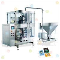 Automatic Servo Control Vertical Pouch Packing Machine