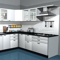 Designer Kitchen - 01