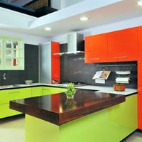 Designer Kitchen - 09