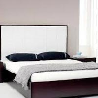 Designer Wooden Bed - 12
