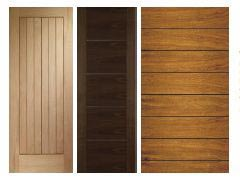 HDF Moulded Veneer Door - 01