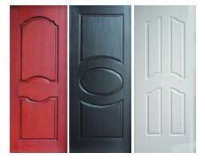 HDF Moulded Veneer Door - 02