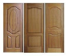 HDF Moulded Veneer Door - 03