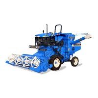 Combine Harvester (Gahir G-800 4x4 with New Holland)