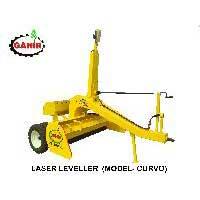 Laser Land Leveller (Curvo-484)