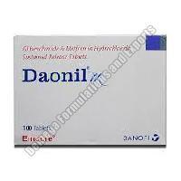 Daonil M Tablets