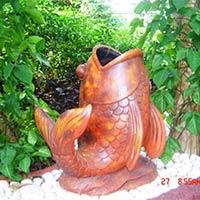Gold Fish -Garbage Bin (Roopsa U001)
