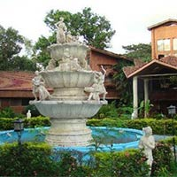 Outdoor Roman Fountain (Roopsa F007)