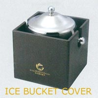 Ice bucket cover