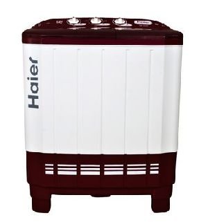 Haier Semi Automatic Washing Machine (XPB65-113S)