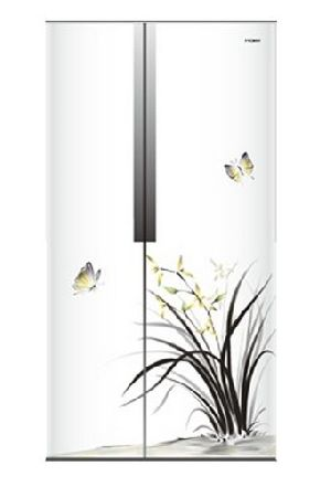 Haier Side By Side & French Door Refrigerator (HRF-618IC-Mushy)