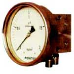 Pressure & Temperature Gauges (Differential)