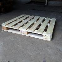 Pine Wood Pallet 01