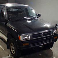 Used 1992 Toyota Hilux Car