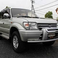 Used 1998 Toyota Land Cruiser Prado Car