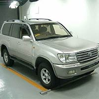 Used 1998 Toyota Land Cruiser Car