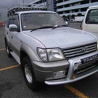 Used 2000 Toyota Prado Car