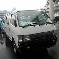 Used 2001 Toyota Hiace Car
