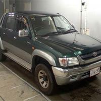 Used 2001 Toyota Hilux Car