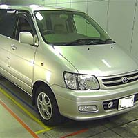 Used 2001 Toyota Townace Noah Car