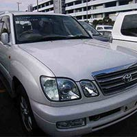 Used 2003 Toyota Land Cruiser Cygnus Car