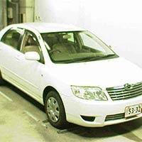 Used 2006 Toyota Corolla Car